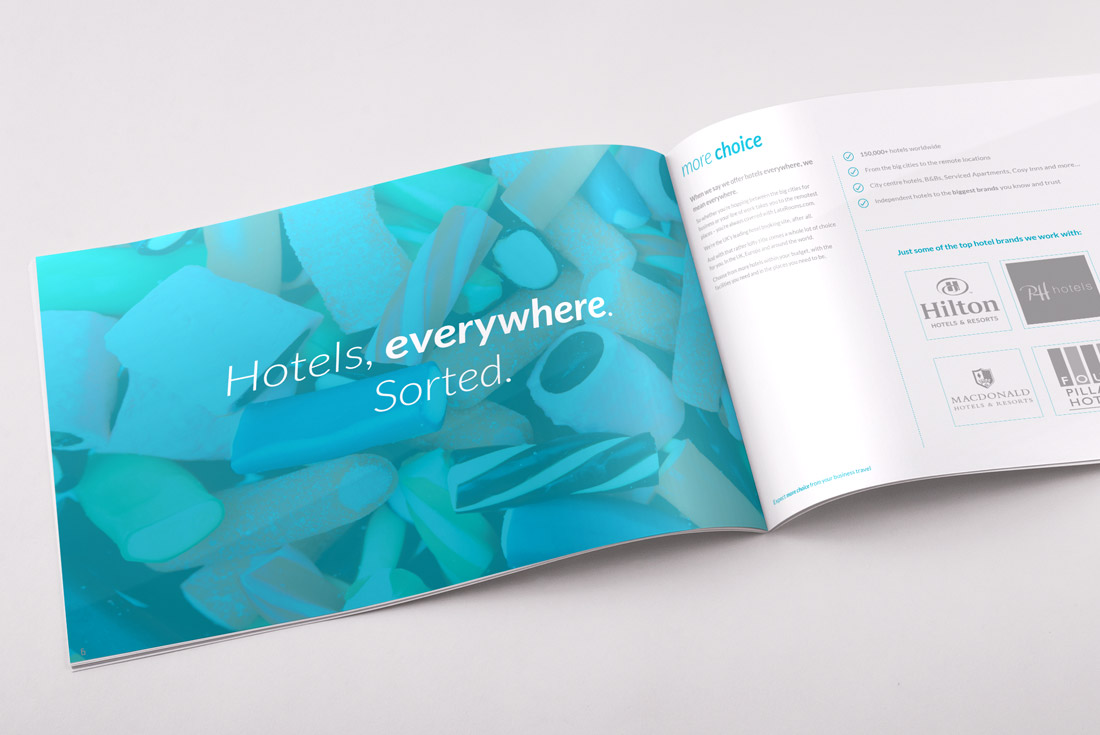 LateRooms Business Brochure